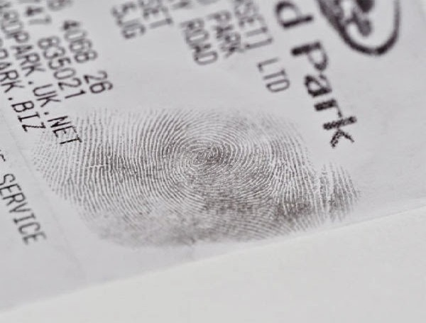 research paper on fingerprints Dna fingerprint is a dna profiling technique used to identify a criminal  research papers on dna fingerprint evidence explicate the difference between  regular.